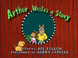 Arthur Writes a Story Title Card.png