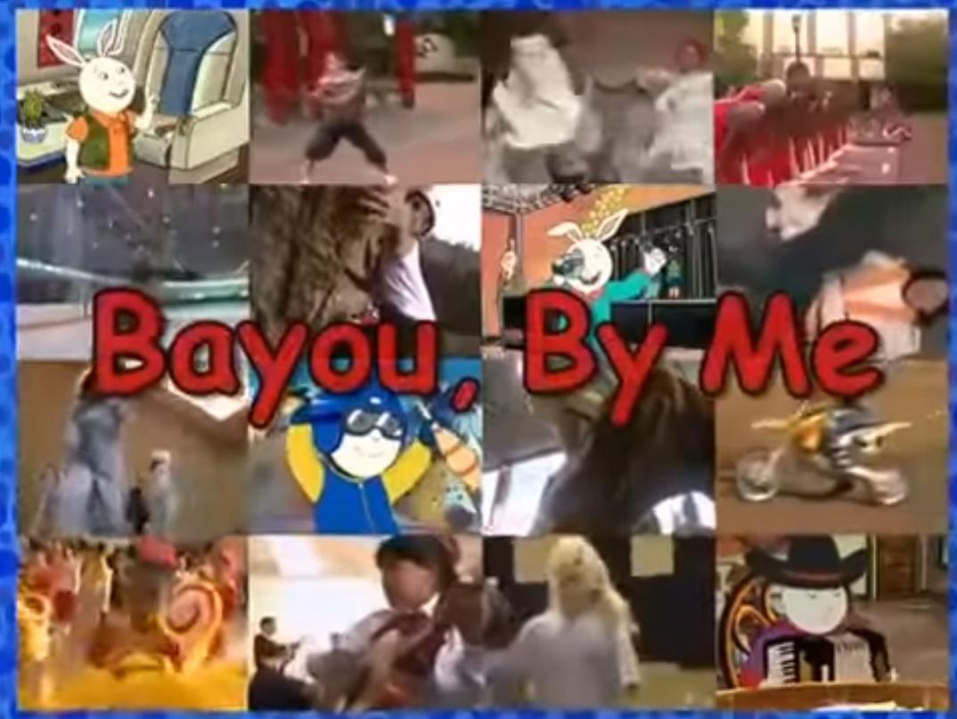 Bayou, By Me