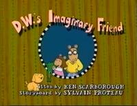 D.W.'s Imaginary Friend title card.png