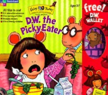 D.W. the Picky Eater (game)