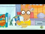 ARTHUR- Breakfast at the Reads