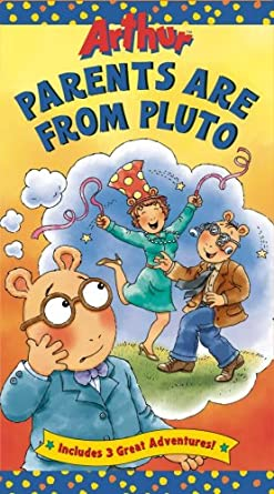 Parents Are From Pluto (VHS)