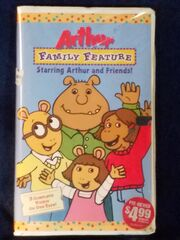 Arthur Family Feature VHS.jpg