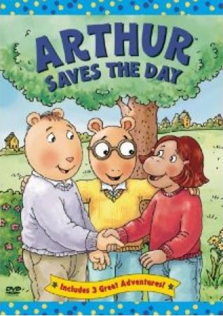 Arthur Saves The Day (DVD)