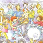 Arthur, It's Only Rock 'n' Roll book - the big concert.jpg