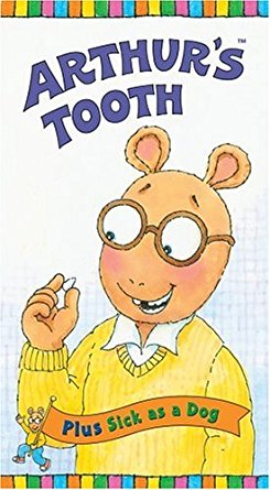 Arthur's Tooth (VHS)