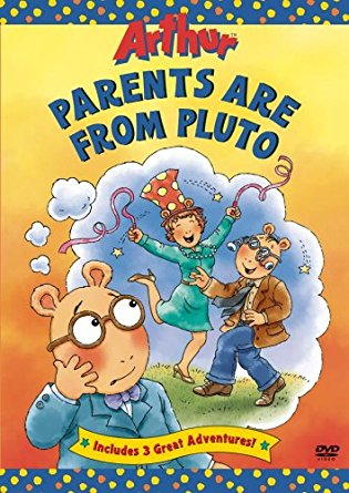 Parents Are From Pluto (DVD)