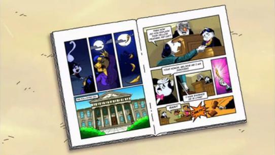 Habeas Canine: Legal Beagle