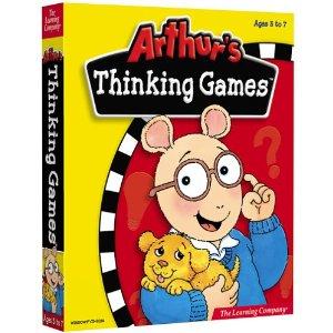 Arthur's Thinking Games