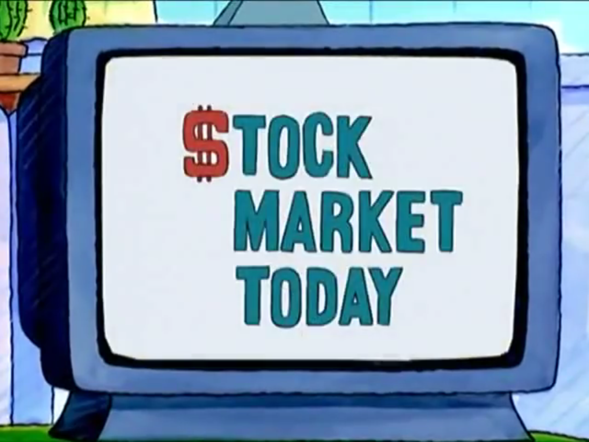 $tock Market Today