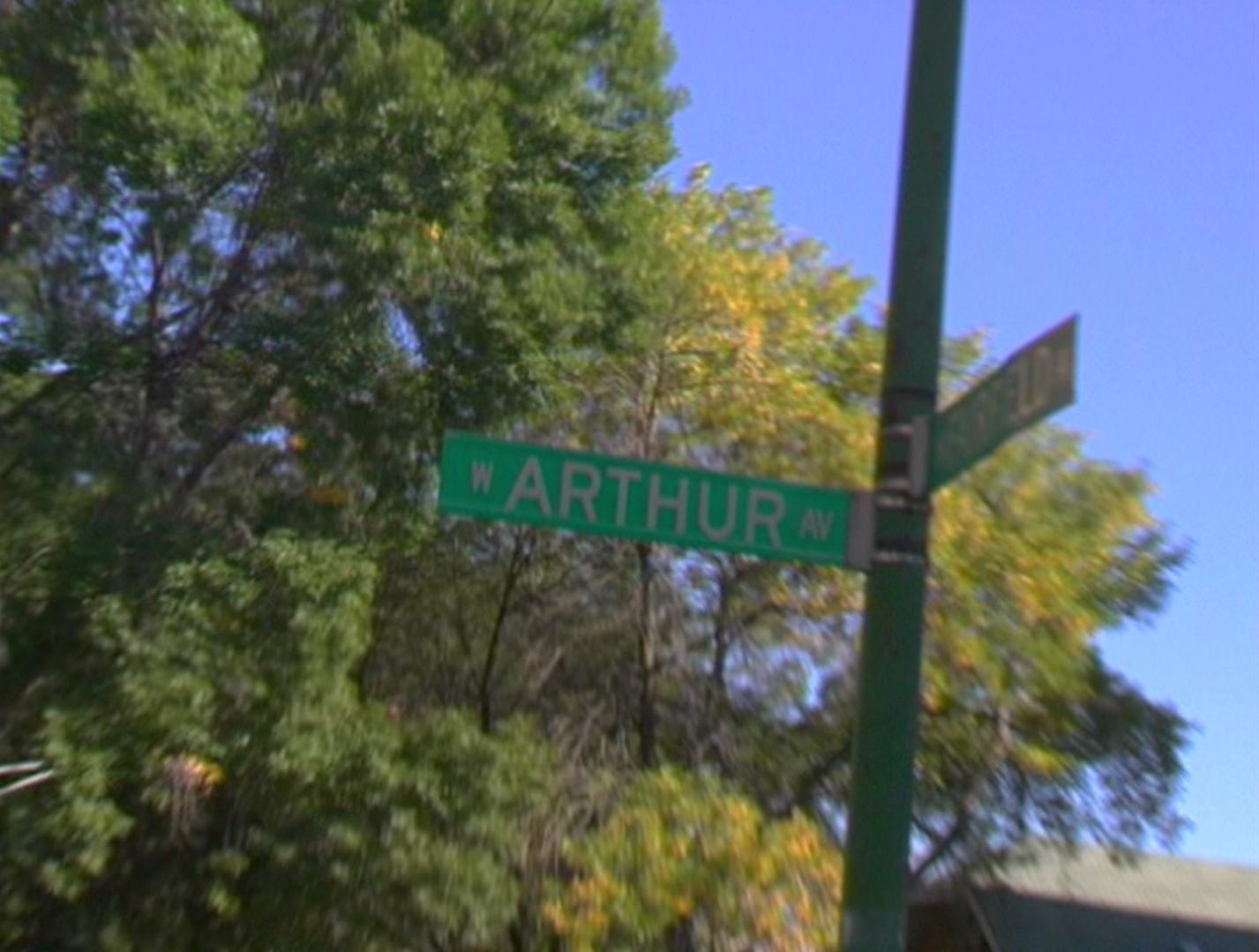 Arthur Drive