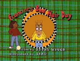 Francine's Bad Hair Day title card.png