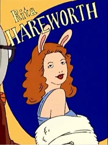 Rita Hareworth