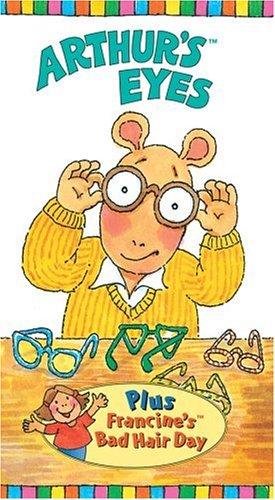 Arthur's Eyes (VHS)