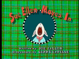 Sue Ellen Moves in Title Card.png