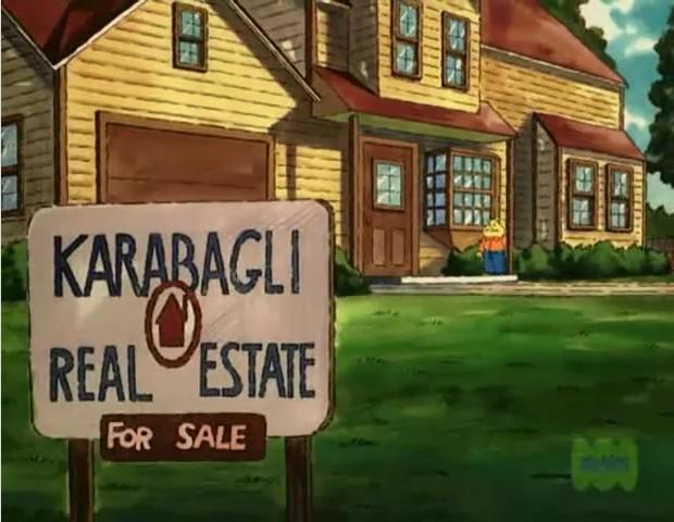 Karabagli Real Estate