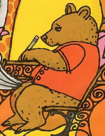Bear (Arthur's Nose)