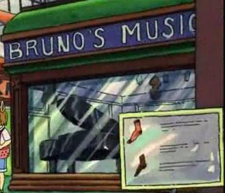 Bruno's Music