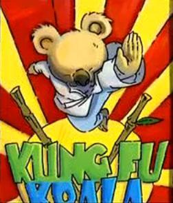 Kung Fu Koala