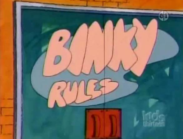Binky Rules (episode)