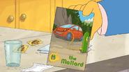The Mallard poster