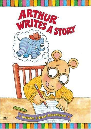 Arthur Writes a Story (DVD)
