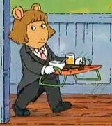 Dw butler suit