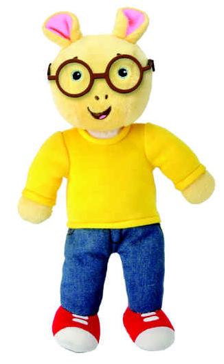 Arthur plush (Kids Preferred)
