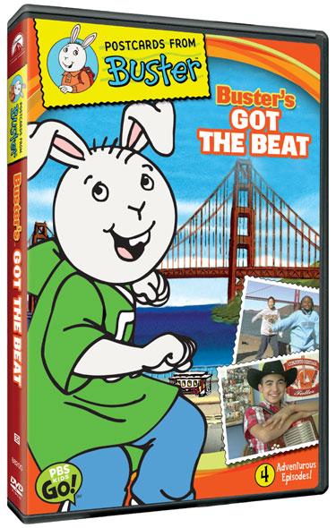 Buster's Got the Beat (DVD)