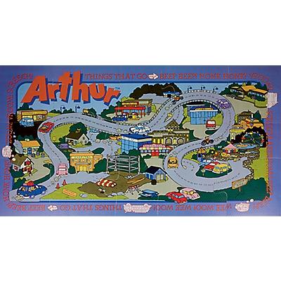 Arthur's Play Mat