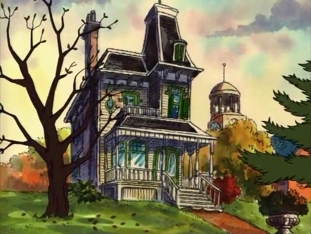 Frederique Fugue's house