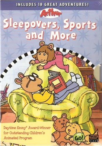Sleepovers, Sports and More (DVD)