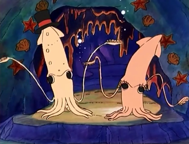 Squid People