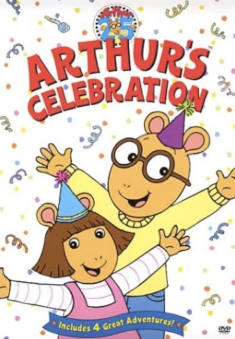Arthur's Celebration (DVD)
