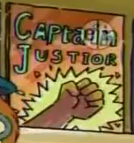 Captain Justior