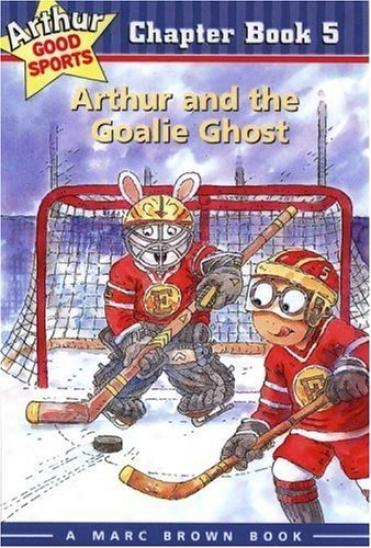 Arthur and the Goalie Ghost