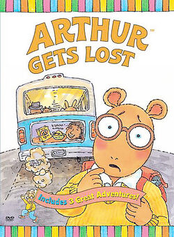 Arthur Gets Lost DVD.jpg