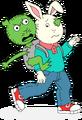 Buster's Growing Grudge game unused sprite 4