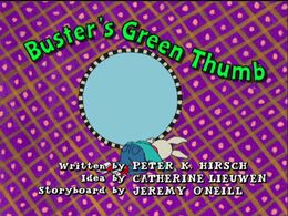 Buster's Green Thumb title card.jpg