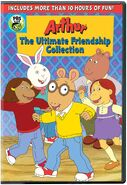 Arthur The Ultimate Friendship Collection DVD Main Image