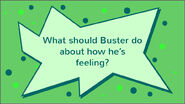 Buster's Growing Grudge question 4