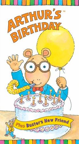 Arthur's Birthday (VHS)