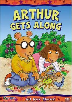 Arthur Gets Along DVD.jpg