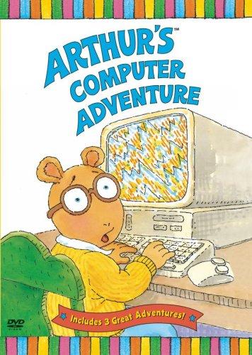 Arthur's Computer Adventure (DVD)