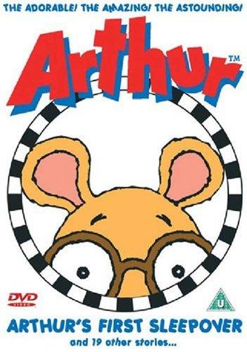 Arthur's First Sleepover (2008 DVD)