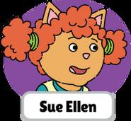Francine's Tough Day Sue Ellen head 2