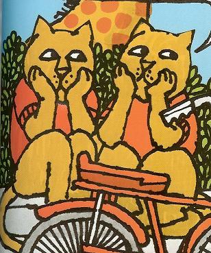 Cats (Arthur's Nose)