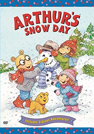 Arthur's Snow Day (DVD)