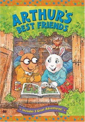 Arthur's Best Friends (DVD)