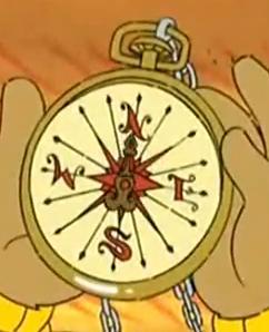 Matthew's compass